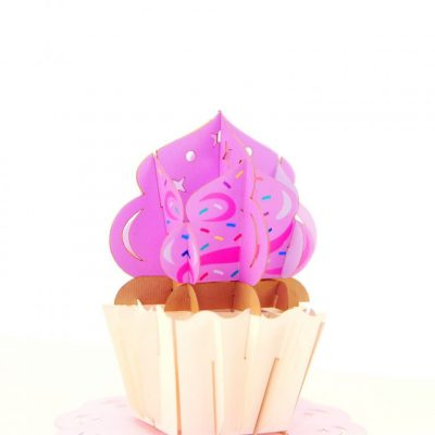 cupcake pop up card cupcake greeting card handmade pop card vietnam pop up card manufacture (6)