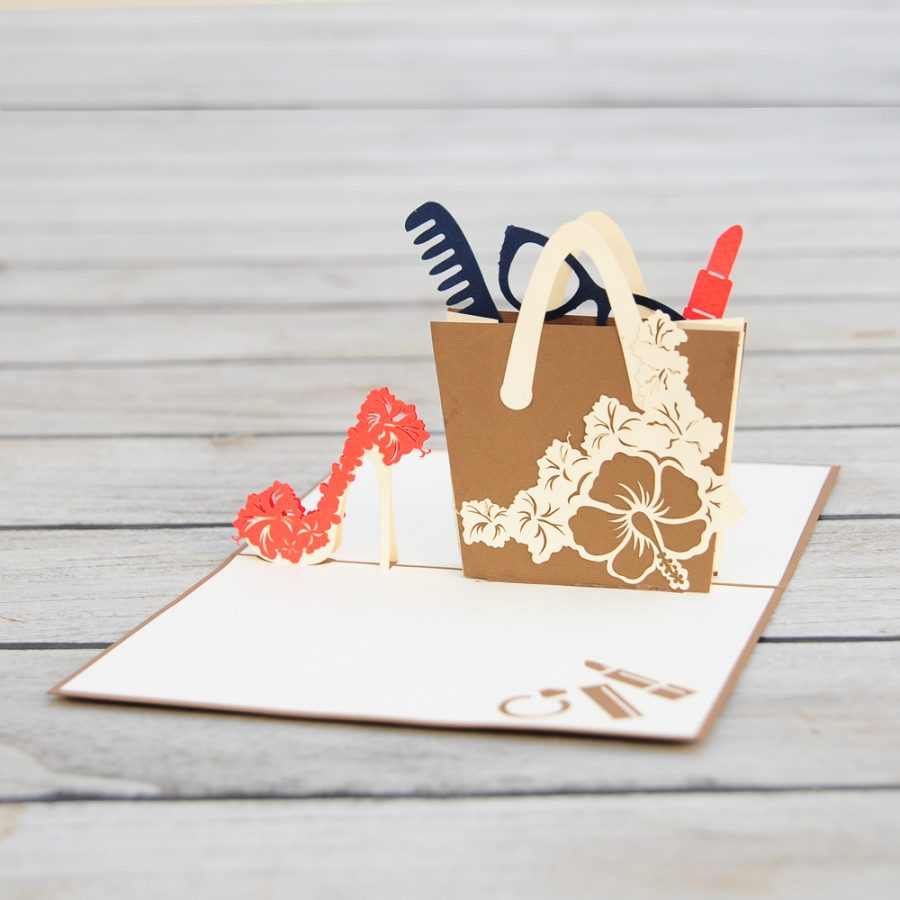 Mothers day pop up card-pop up card manufacture pop up card wholesale