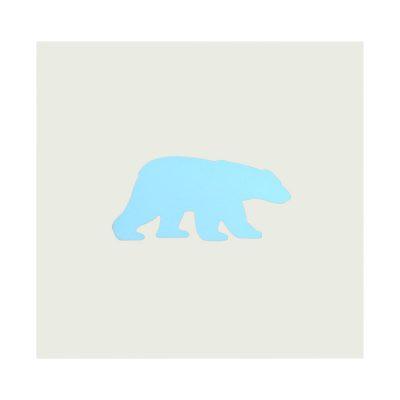Polar bear pop up card-pop up cards supplier- pop up cads wholesale (2)