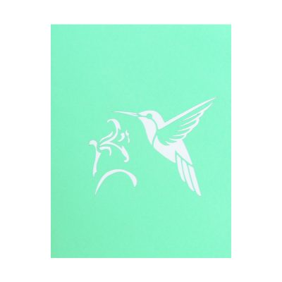 humming bird pop up cards-pop up card manufacture-pop up cards vietnam (4)