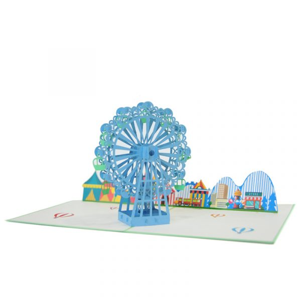 New-ferris-wheel-pop-up-card-birthday pop-up-card-wholesale-CharmPop-Cards (4)
