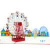 New-ferris-wheel-pop-up-card-summer-pop-up-card-manufacturer-CharmPop-Cards (1)