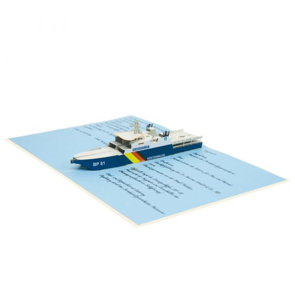 custom ship pop up cards-3d cards supplier-overview