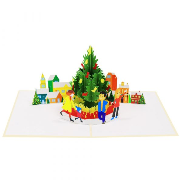 Christmas-city-pop-up-cards-3d-cards-supplier-side