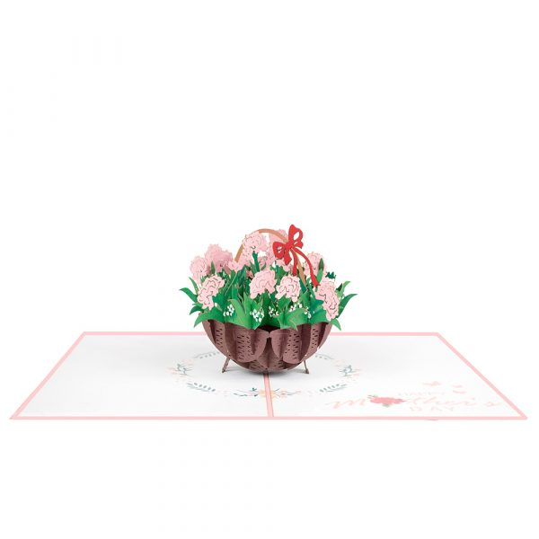 pink-flowers-pop-up-cards-3d-cards-supplier-front