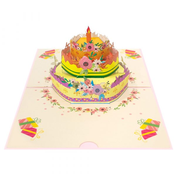 Birthday-Cake-Pop-Up-Cards-Overview-3d-greeting-cards-supplier-viet-nam