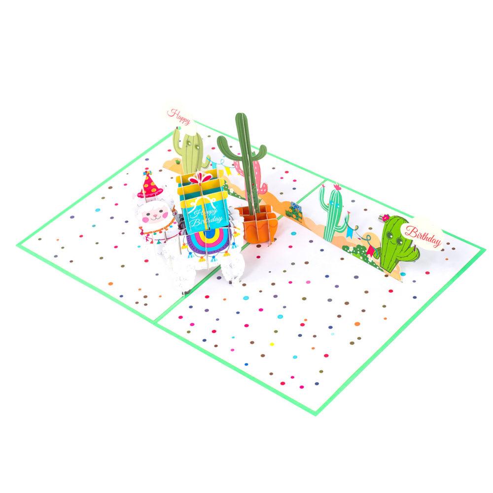 Happy-Birthday-Llama-Pop-Up-Card-Overview-3-BG141-3d-pop-up-greeting-cards.jpg