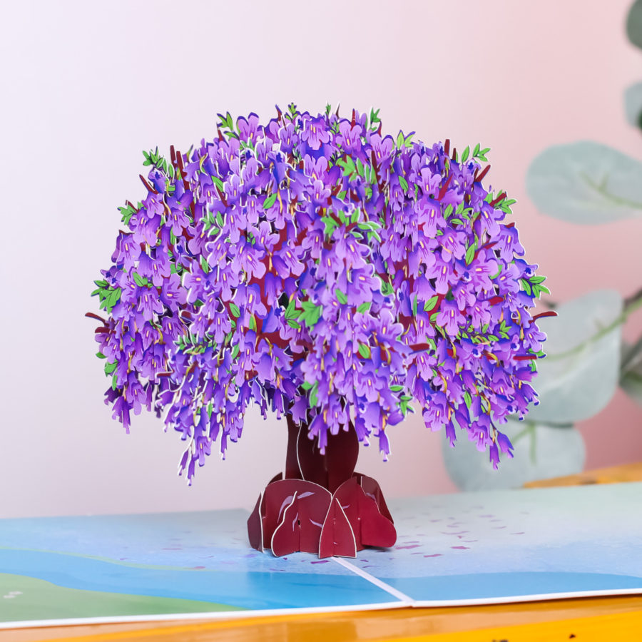 Jacaranda-tree-pop-up-card-fall-cards-autumn-card-fall-gift-ideas-fall-themed-gifts-autumn-3D-pop-up-card-wholesale-manufacturer.jpg